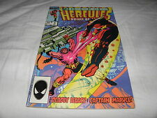HERCULES, PRINCE OF POWER #3 / Condition: FN+ / May 1984 / Marvel