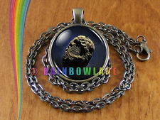 Queen Freddie Mercury Asteroid Necklace Pendant Jewelry Charm Gift