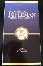 American Rifleman Video Collection: Guns Of Valor VHS