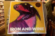 Iron and Wine The Shepherd's Dog LP sealed vinyl + mp3 download