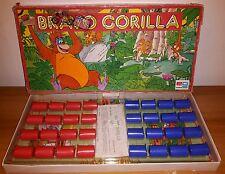 Gioco in Scatola Società Tavola Bravo Gorilla Editrice Giochi EG Vintage 1165