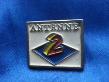 PINS LOGO TV ANTENNE 2 TELEVISION