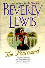 The Postcard by Beverly Lewis (1999, Hardcover) Amish Romance