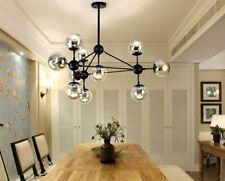 Designer Style Pendant Lamp Chandelier 10 Glass Globes Lamp Shade
