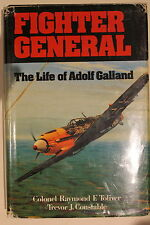 WW2 German Luftwaffe Fighter General Life Of Adolf Galland Reference Book