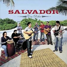 Con Poder by Salvador (CCM) (CD, Aug-2003, Word Distribution)