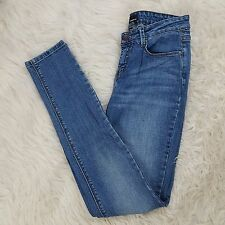 Women's BDG 28 Cigarette Medium Wash Skinny Jean Urban Outfitters