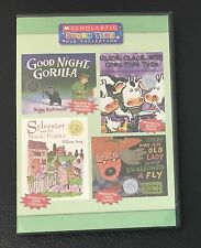 Good Night Gorilla/Click Clank Moo Cows That Type/Sylvester the Magic Pebble DVD