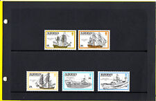 GB Alderney 1990 Set - HMS Alderney through the years [363]
