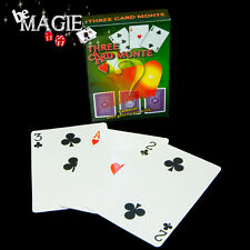 Three Card Monte ECO - Million dollar monte - Tour de Magie