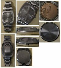 Omega Devill'e stainless steel date  automatic Cal 1012 mens serviced