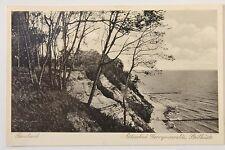 11208 AK Samland Georgenswalde Steilküste Ostpreußen 1941 Feldpost