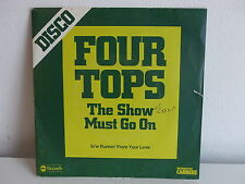 FOUR TOPS The show must go on 49330