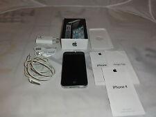 Apple iPhone 4 16GB Schwarz OVP, Apple Tauschgerät, Unlocked ab Werk, Garantie