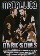DVD METALLICA - DARK SOULS