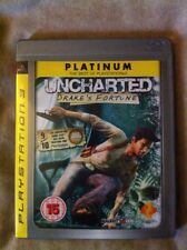 Uncharted Drake's Fortune for Sony PS3 Playstation 3