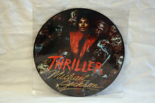 MICHAEL JACKSON THRILLER LP PICTURE-DISC