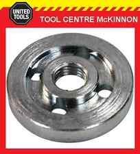 "30mm M10 x 1.5 LOCK NUT TO SUIT 4""/100mm ANGLE GRINDER – SUIT MAKITA AND OTHERS"