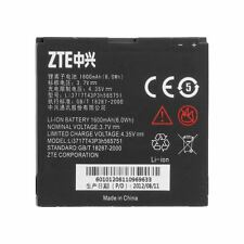 ZTE Li3717T43P3h565751 Battery For WARP N860 ANTHEM 4G N910 1600mAh Black OEM