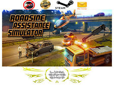 Roadside Assistance Simulator PC Digital STEAM KEY - Region Free