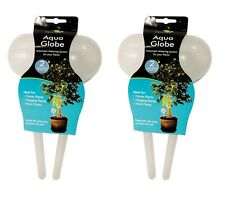 4 x Plant Watering Bulbs Aqua Globe Watering System for Plants Indoors Outdoors