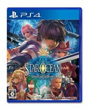 PS4 Star Ocean 5 Integrity and Faithlessness Japan Import Official F/S