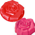 Large Flower Cake Pan Baking Silicone Mold Decorating Dessert 11.5inch