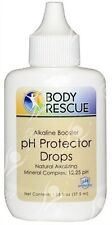 Peelu Body Rescue Alkaline Ph Water Drops 1.25floz (37.5ml)