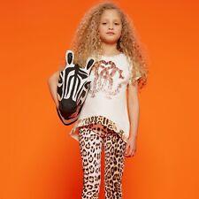 Roberto Cavalli Baby Leopardo Jeans 24 Meses