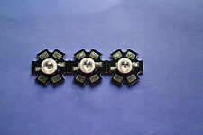 10pcs 5w 940nm infrared IR LED for night vision camera flashlight with 20mm Star