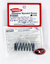 Kyosho XGS002 BB Shock Spring (S/White/Medium soft/2pcs)