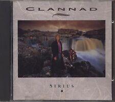 CLANNAD - Sirius - CD 1987 USATO OTTIME CONDIZIONI
