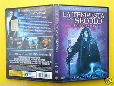 rare horror 2 dvds film storm of the century la tempesta del secolo stephen king