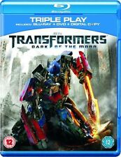 Transformers Dark Of The Moon - 2 Disc Blu-Ray - Special Edition - Michael Bay