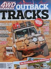 Australian 4WD Action Magazine - Best Outback Tracks No 3 -  Darling River Run