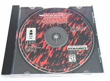 Samurai Shodown Pansonic 3DO Game Disc Only North American