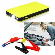 Portable 12V 20000mAh Car Jump Starter Pack Booster Charger Battery Power Bank