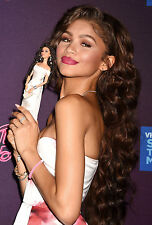 "Zendaya Coleman - her Mattel Barbie doll - 12"" x 18"" photo poster ( 3 679 )"