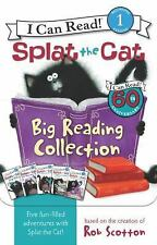 I Can Read Level 1: Splat the Cat : Big Reading Collection by Rob Scotton...