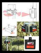 3 x Deterrent for FOXES, PIGS, Wild dog-dingo, wallaby, possum, farms & parks