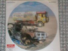 Picture Vinyl  Rally Paris- Dakar No2  Limited Edition--Rare--Top--