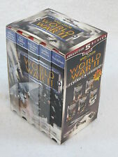 WWII IN COLOR 5-VHS TAPE SET Flying Fighters Thunderbolt & More GoodTimes Video