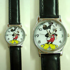Wholesale Lovely Mickey Mouse Fashion Wrist Quartz Watch Wristwatch + GIFT