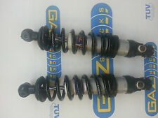 Westfield Gaz Gold racing aluminium adjustable front shocks & springs.