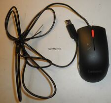 LOT of 29 Lenovo USB Mouse with Cable SM50K28064 00PH128