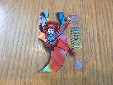2015 Marvel Fleer Retro - EX Century Acetate Insert Card Miss America # 8