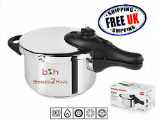 Morphy Richards 46641 6L Pressure Cooker All Hobs Induction stainless Steel