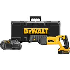 LIMITED SPECIAL!!! NEW - DEWALT DCS380P1 20V MAX* Cordless Reciprocating Saw Kit