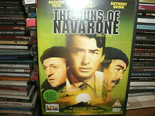 The Guns Of Navarone (DVD, 2000)