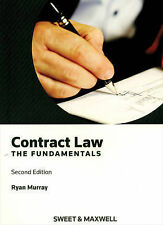 Contract Law: The Fundamentals by Ryan Murray (Paperback, 2011)